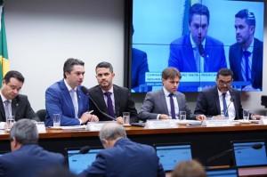 REPRESENTANTES do Ministério Público foram convidados para debater a mudança na PEC (199/19