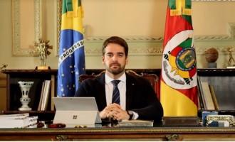 """Governador reforça apelo em pronunciamento sobre o coronavírus: """"conto com cada um de vocês"""""""
