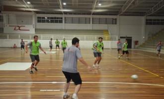 Futsal pelotense parado