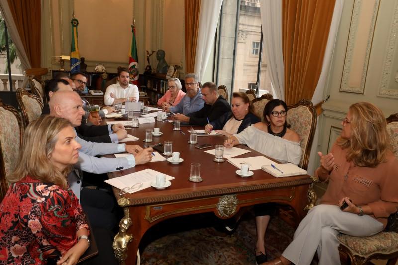 MEDIDA preventiva foi anunciada nesta segunda-feira pelo governador Eduardo Leite