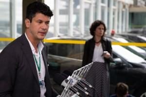 O presidente do BNDES, Gustavo Montezano, anunciou medidas para apoiar empresas e trabalhadores durante a pandemia mundial do Coronavírus