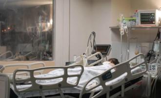 ESTADO : Terapia intensiva tem mais 22% de leitos