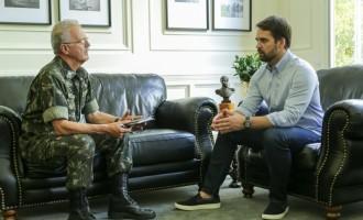 Reunião nesta terça-feira deverá definir ações entre governo e Exército