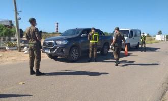 OPERAÇÃO CORONAVÍRUS : Exército inicia mobilização na fronteira