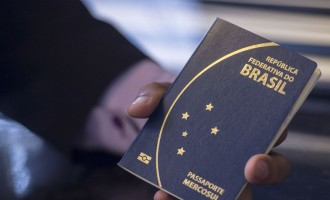Emissão de passaportes será feita apenas em casos de extrema necessidade