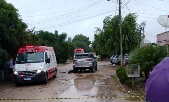 EXTORSÃO E SEQUESTRO : Ação da BM frustra golpe  e trio morre em tiroteio