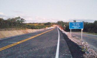 PONTE DO COSTA : Tráfego é liberado na nova ponte de acesso a Piratini, na ERS-702