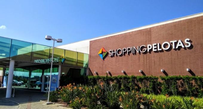 Shopping Pelotas tem novo horário de funcionamento