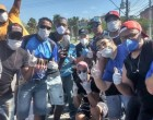 Carreata solidária percorre as ruas do Areal