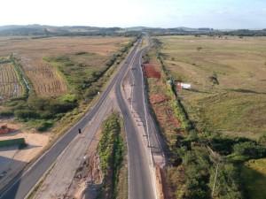 Obra irá trazer mais conforto e segurança para os usuários da rodovia