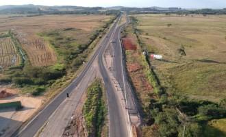 Duplicação da BR- 116 tem mais 9,7 quilômetros de pista concluída
