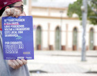 FICA EM CASA : Cartazes indicam locais interditados
