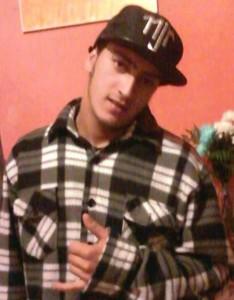 Alisson Gean Pinto da Silva de 22 anos.
