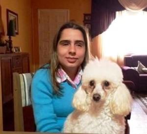 Eduarda Bittencourt Nogueira é cega e inspirou a iniciativa