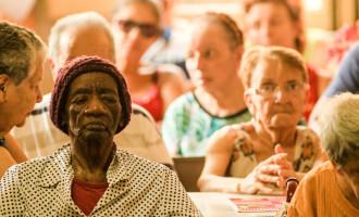 Projeto da UFPel cuida de idosos do Asilo de Mendigos