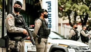 BM nas ruas aumenta a sensação de segurança