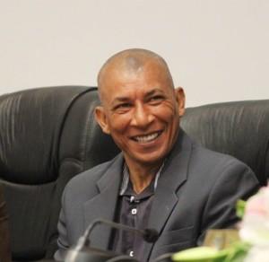 Sorriso de Hemerson Maria, treinador para seguir a temporada 2020 do Rubro-Negro
