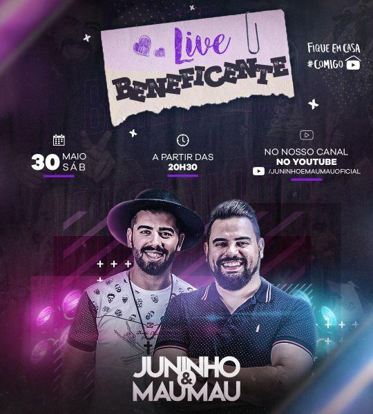 Live Juninho e Maumau