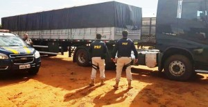 Abordagem ocorreu no município de Iguatemi no Mato Grosso do Sul