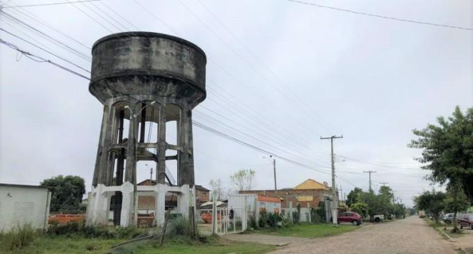 Reservatório de água da Gotuzzo será recuperado