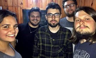 ROCK :  Banda Sombra de Marte  lança EP nas plataformas