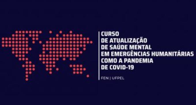UFPel : Curso aborda impactos da pandemia na saúde mental da população