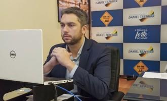COTA PARLAMENTAR : Deputado Daniel Trzeciak economiza mais de R$ 419 mil
