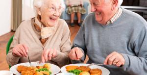 BOA alimentação também contribui para evitar depressão dos idosos