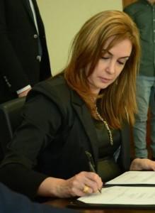 DEFENSORA Pública Liseane Hartanm