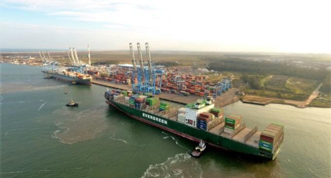 Aumenta movimentação no sistema portuário público gaúcho