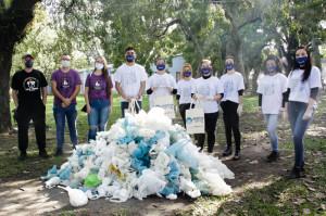 AÇÃO tem o objetivo de reduzir o uso de sacolas plásticas e conscientizar a população quanto aos impactos ambientais e no funcionamento da cidade