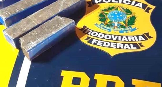POLÍCIA RODOVIÁRIA : Traficante é flagrado na BR 116