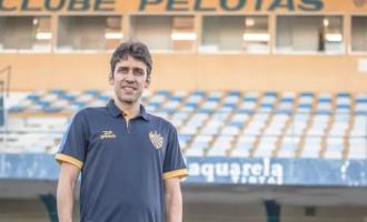 PELOTAS  : Ricardo Colbachini segue para o Gauchão