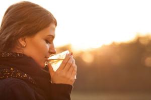 Importante também manter uma boa hidratação corporal com a ingestão de líquidos