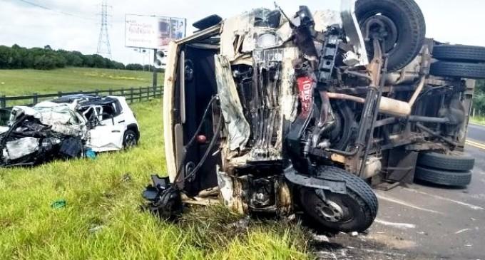 TRÂNSITO :  Redução de acidentes  em rodovias federais