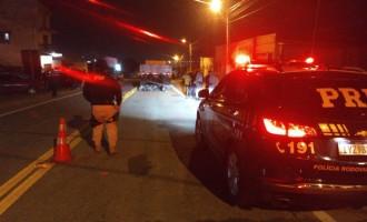 BR-116: Acidente com morte em Jaguarão