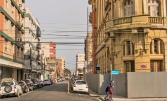 Obras na rua Padre Anchieta estão finalizadas