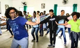 DANÇA  : Workshop virtual com o  coreógrafo Daniel Amaro