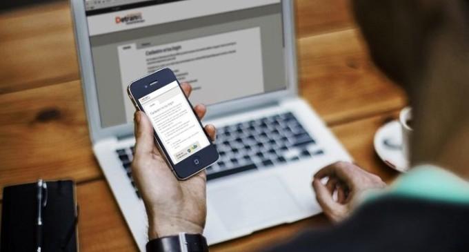DETRAN  : Defesa de suspensão ou cassação  da CNH pode ser feita via internet