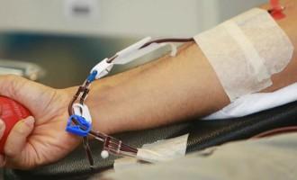 Doação de sangue por homens gays