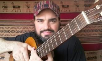 """MÚSICA : Curso """"Violão Andante"""" com metodologia online"""