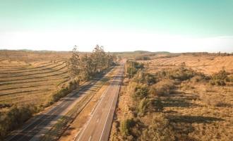 Governo Federal libera mais 8,7 km de pista duplicada da BR-116/RS