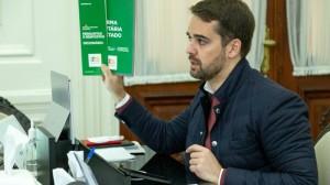 Governador apresentou o conjunto de medidas nesta quinta-feira (16/7) por videoconferência