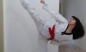 Taekwondo pelotense é destaque em competição nacional online