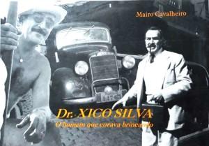 Mairo livro Dr. Xico