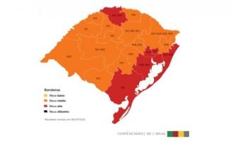 Vereadores solicitam revisão de bandeira em Pelotas