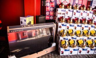 BOMBEIROS  : Corporação recebe novos equipamentos  ao comemorar 119 anos
