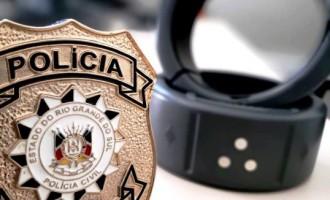 POLÍCIA CIVIL  : Estelionatários aplicavam  golpe no setor de imóveis em Pelotas