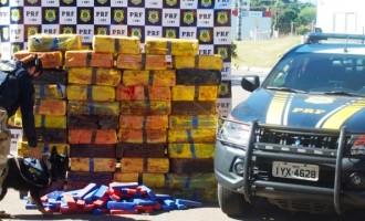Polícia Rodoviária dá prejuízo superior  a R$250 milhões em grupos criminosos