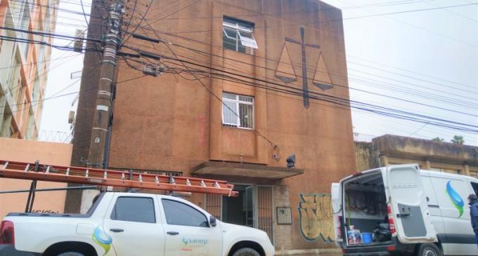 MUDANÇA DE ENDEREÇO : Sanep vai ocupar prédio da Justiça do Trabalho